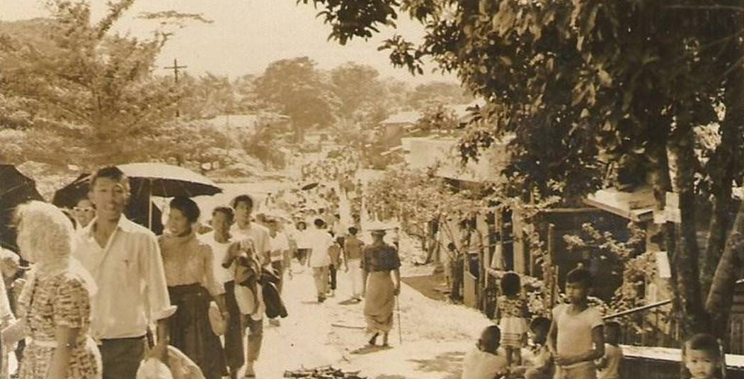 First Foundation Day Parade in 1962.jpg
