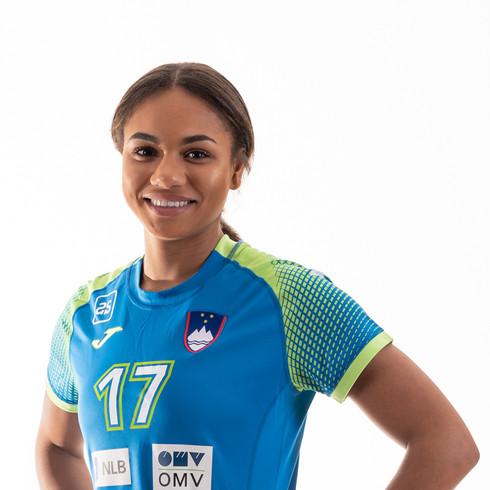 Športni portreti za žensko rokometno reprezentanco - RZS