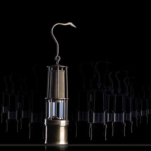 Rudarska svetilka za SDRES