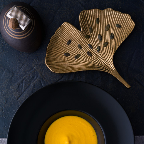 Fotografija hrane - Bučna juha