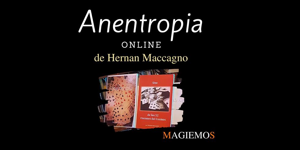 Anentropía - Cartomagia