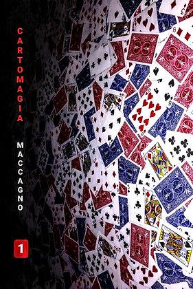 """Cuadernillo de cartomagia Nº1 de Hernán Maccagno """"Cartas invocadas"""""""