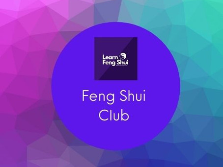 Feng Shui Club March 7th- 13th