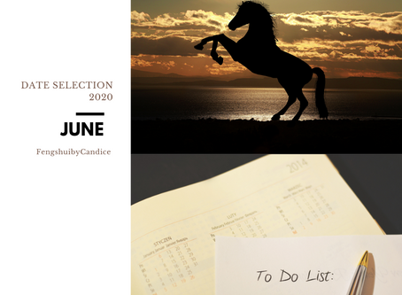June Date Selection