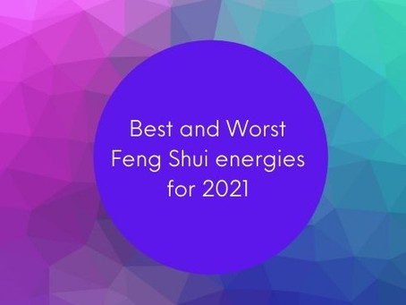 Best and Worst Feng Shui Areas for 2021