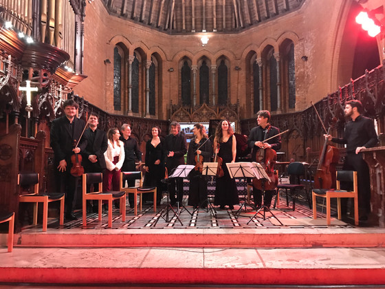 A chamber music feast in memory of Fiona Thomas
