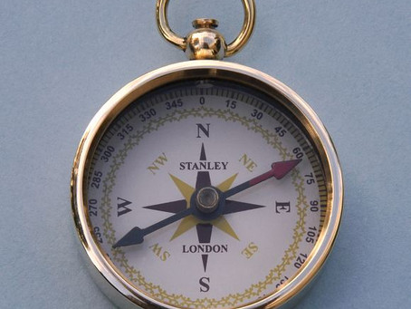 Tutorial Series Video 1: How to take a compass reading of your property.