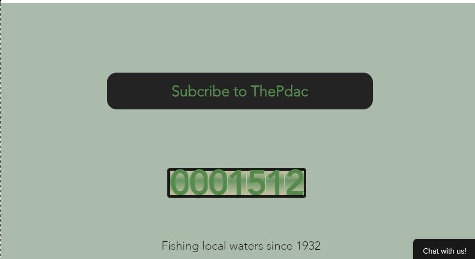 Subscribe to thepdac