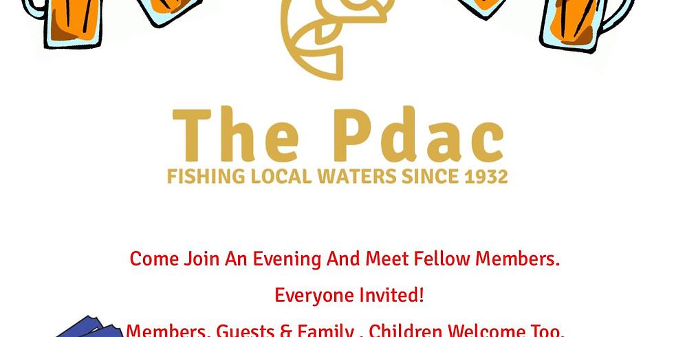 A Pdac Social Evening (1)