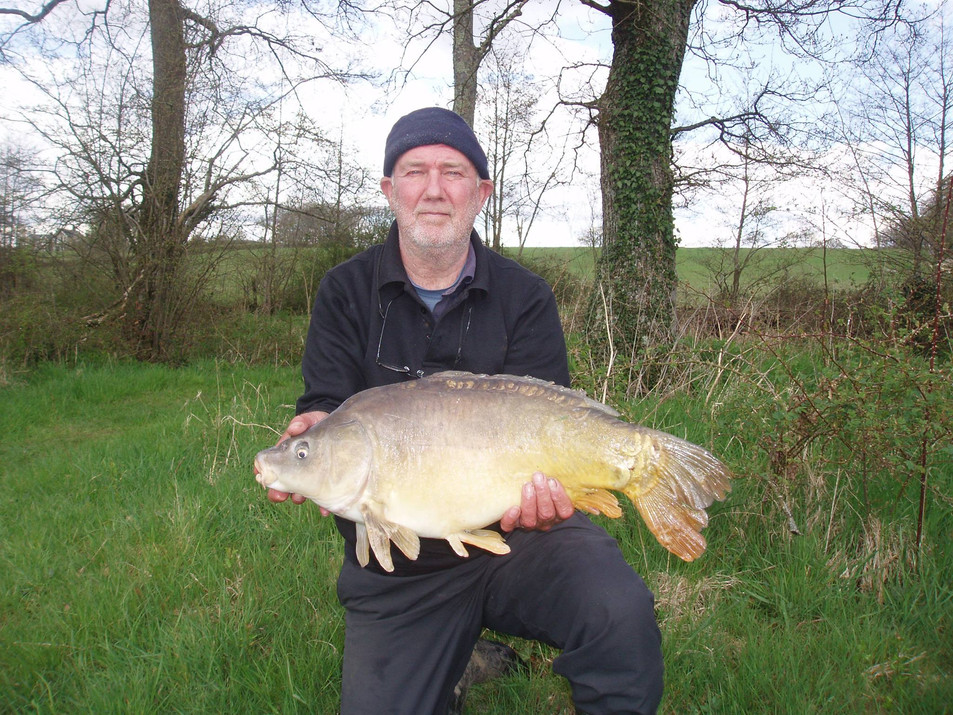 15lb Mirror from Nyewood