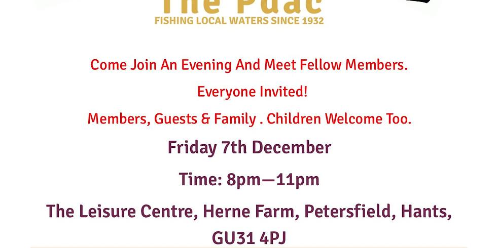 A Pdac Social Evening