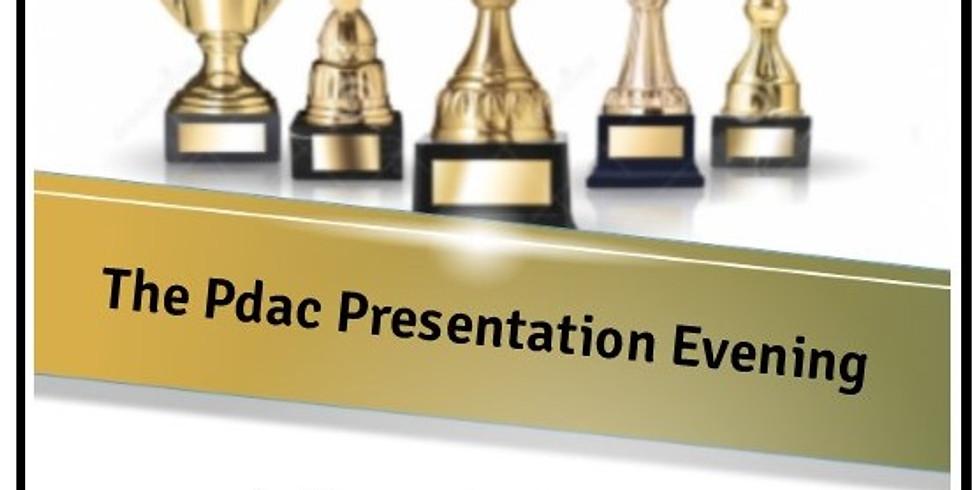 The Presentation Evening