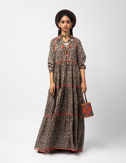 The Lost Lover Maxi Dress