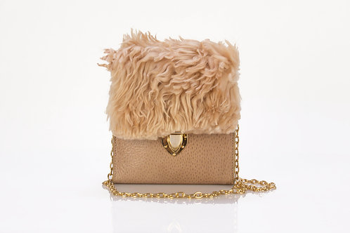 The Shy sheep satchel