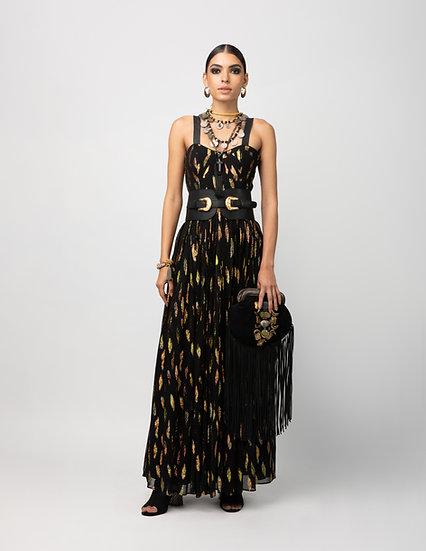The Starry Night Maxi Dress