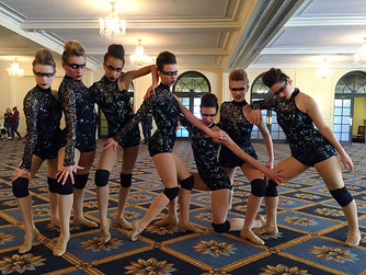 Le Studio Innova Danse ramène 5 premières places de la compétition 5-6-7-8 Showtime