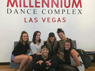 Le Studio Innova Danse se démarque lors d'une formation à Las Vegas