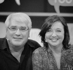 Pierre poirier et Sylvie Lussier, l'auberge du chien noir