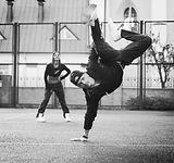 danse hip hop breakdance cours de danse