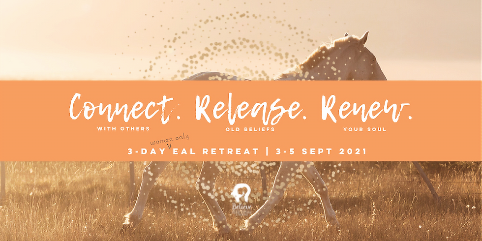 Connect. Release. Renew    3-day EAL Retreat