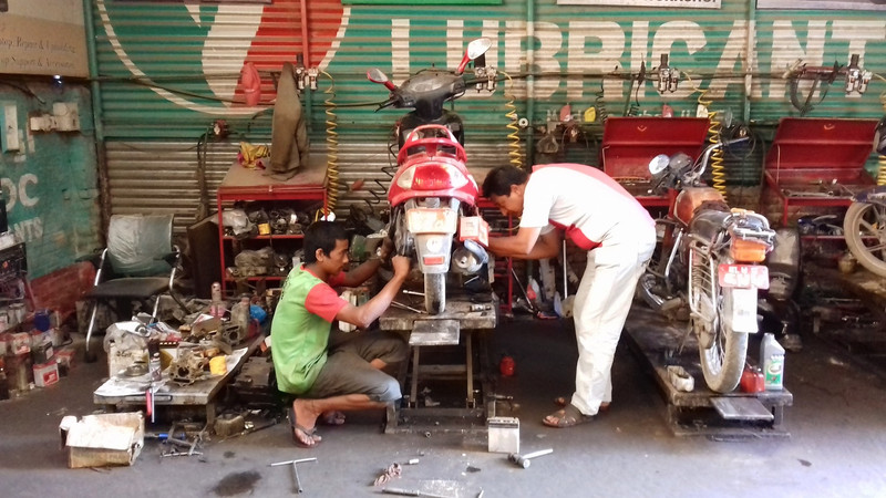 ネパールでのベストなバイク選び