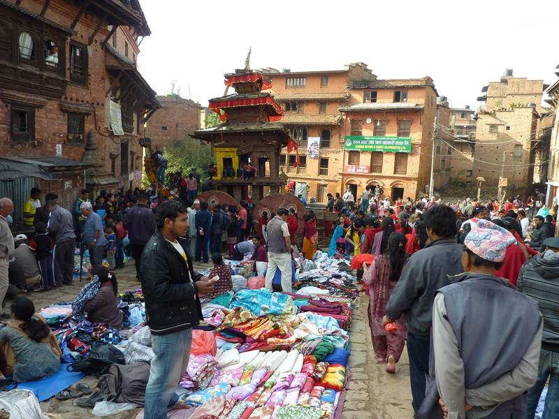 急速に失われつつある(ゆるい)ネパール