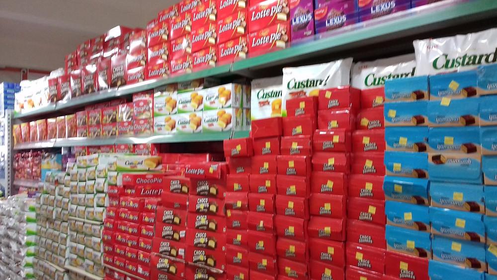 ネパールのセレブに大人気の「バトバテニ・スーパーマーケット」
