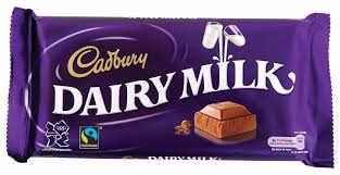 ネパールではチョコの事を「キャドバリー」と呼ぶ