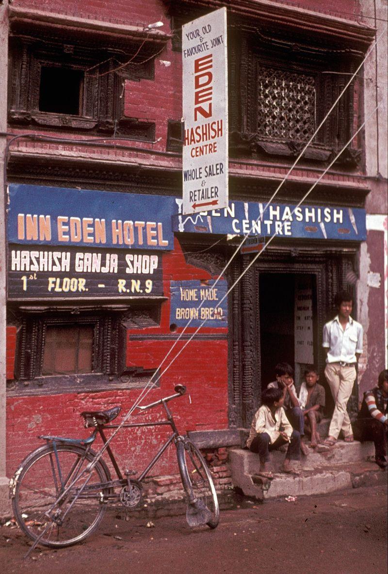ヒッピーの夢の国だったネパール