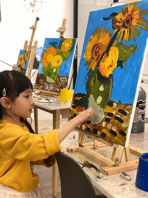 Little Artist Art Program - 10 classes