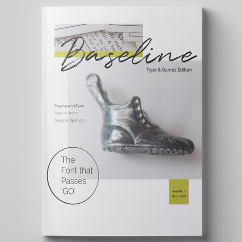 Magazine: Page Layout Design & Photography