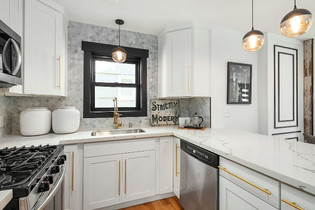 Artistic Kitchen Design