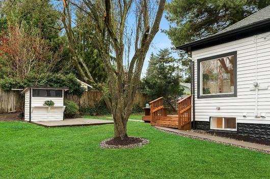 Small Backyard Remodel Idea