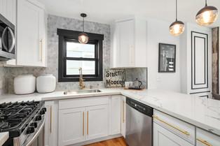 Small Kitchen Idea: