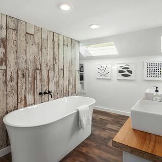 Contemporary Bathroom Remodeling Design