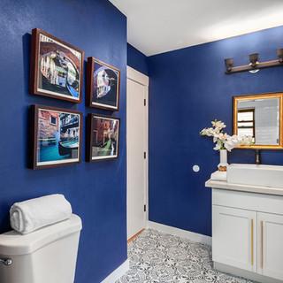 Bathroom Design - Into The Blue