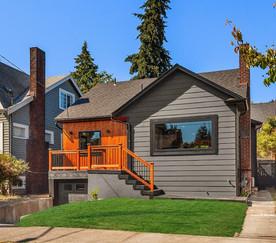 House Exterior Remodel Design For Enterance