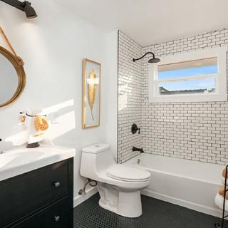 Small Bathroom Renovation Design