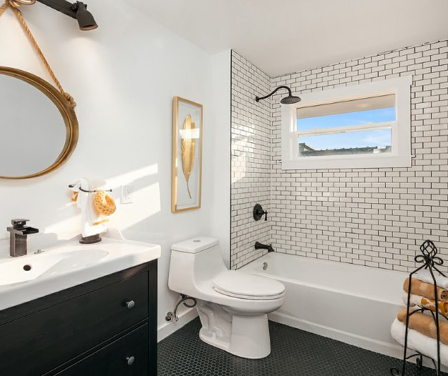 Small Bathroom Renovation Design