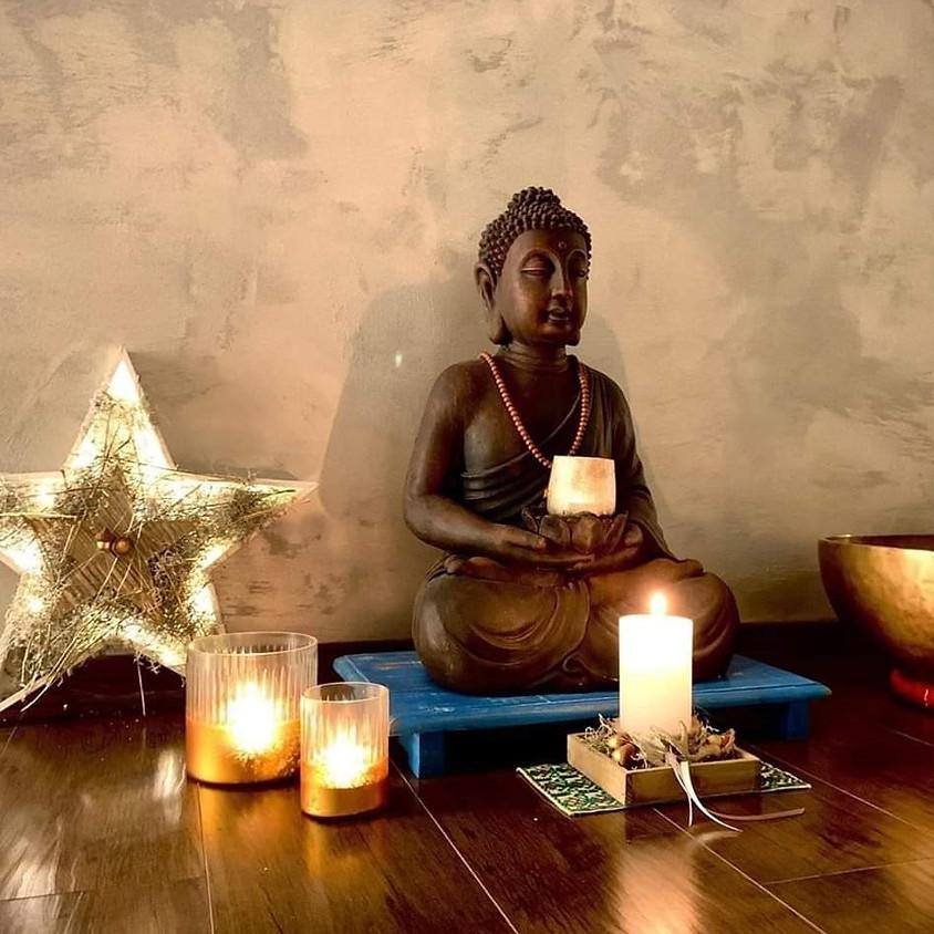Candlelight Sunday Yin Restore & Sound