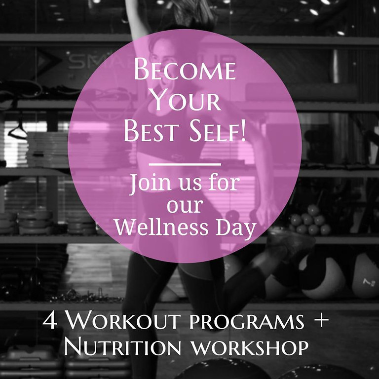 Become Your Best Self Wellness Day