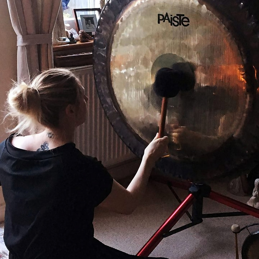 Special Spring Gong Bath and Sound Meditation