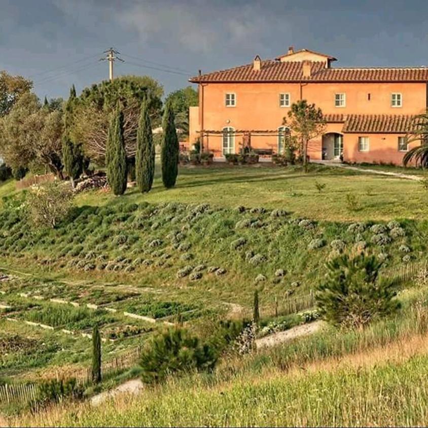 Tuscany Yoga And Mindfulness Retreat