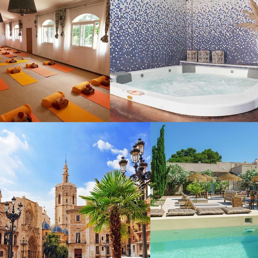 Yoga Wellbeing Retreat - Valencia Spain