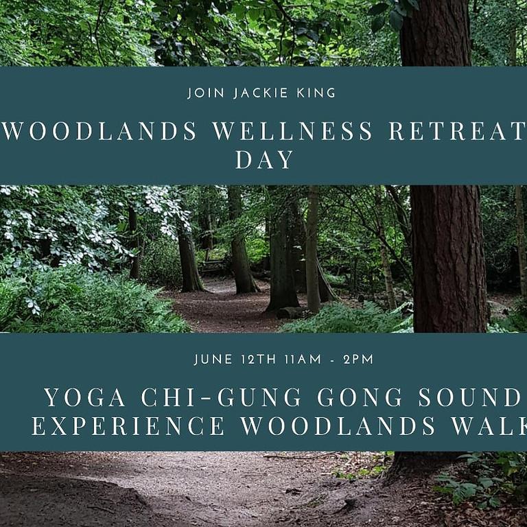 Woodlands  Wellness Retreat Day A