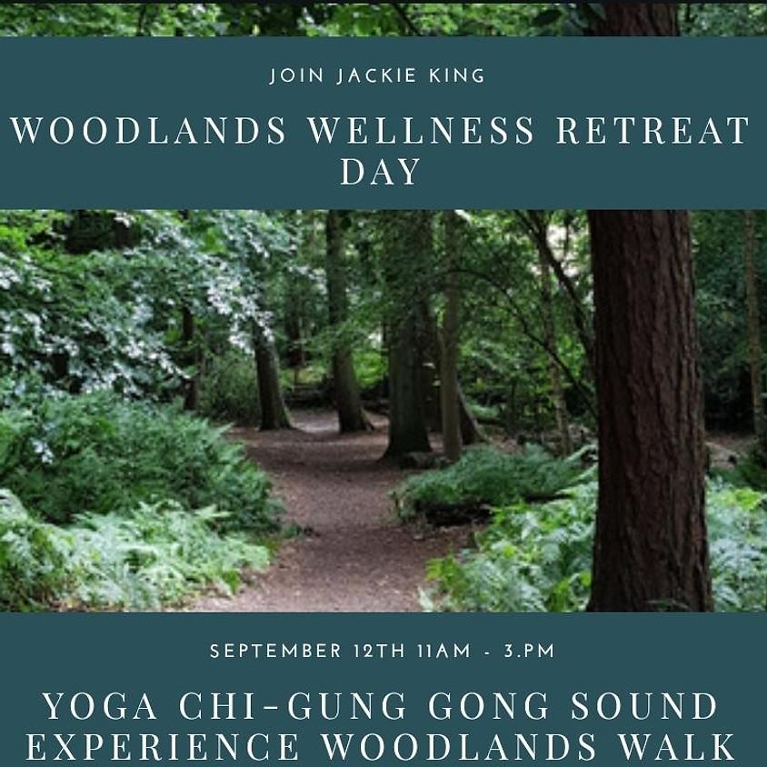 Woodlands  wellness Retreat Day