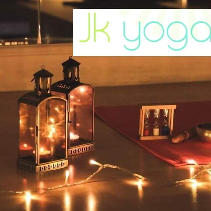 Candle light Yin Yoga+ Yoga Nidra 2 hours workshop (1)