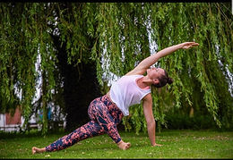 Bike  /runners Yoga 4 week Introductory Course –