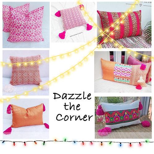 Dazzle the Corner combo
