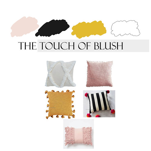 Touch of Blush combo L-shaped